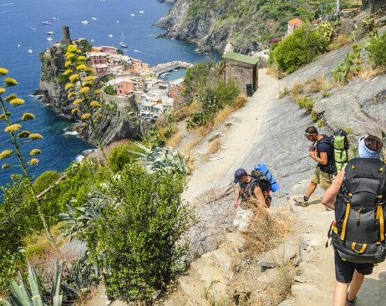 cinque terre hiking tours