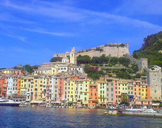 5 terre and portovenere walking tour