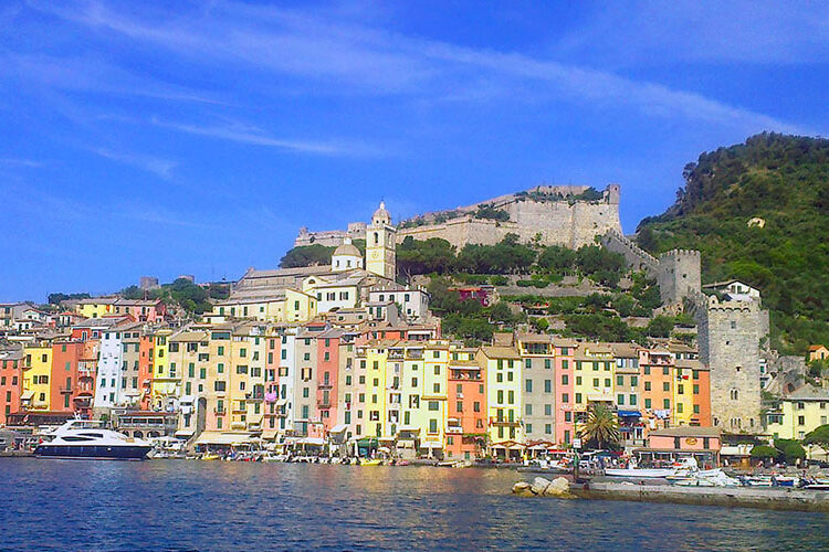 cinque terre and portovenere with private driver