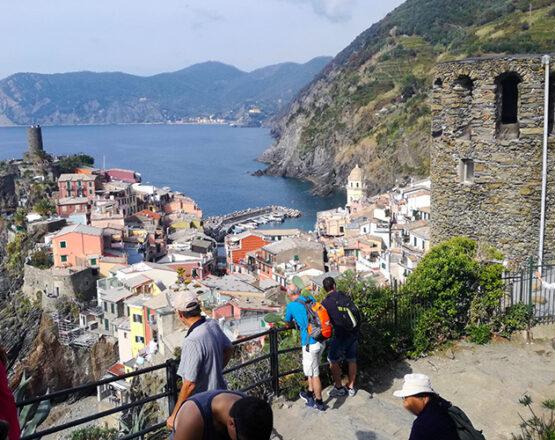 cinque terre shore trip from portofino and santa margherita