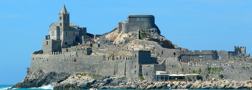guida turistica portovenere
