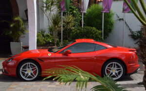 florence car transfer with stop in ferrari car factory