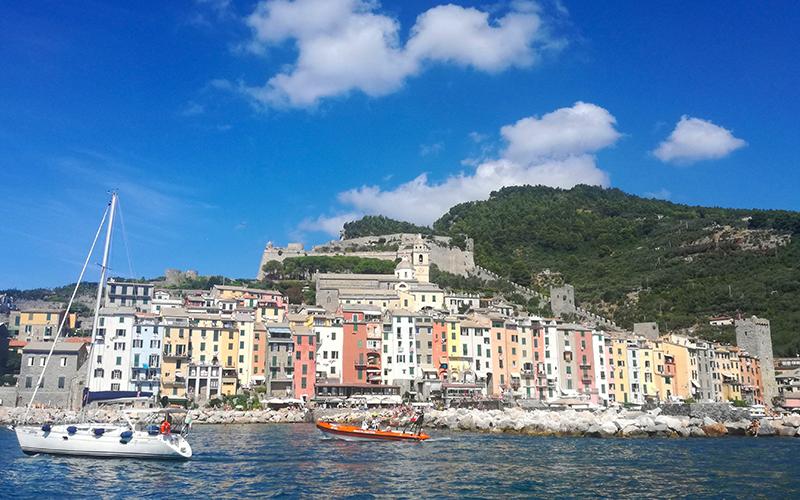 5 terre and portovenere shore excursions from la spezia